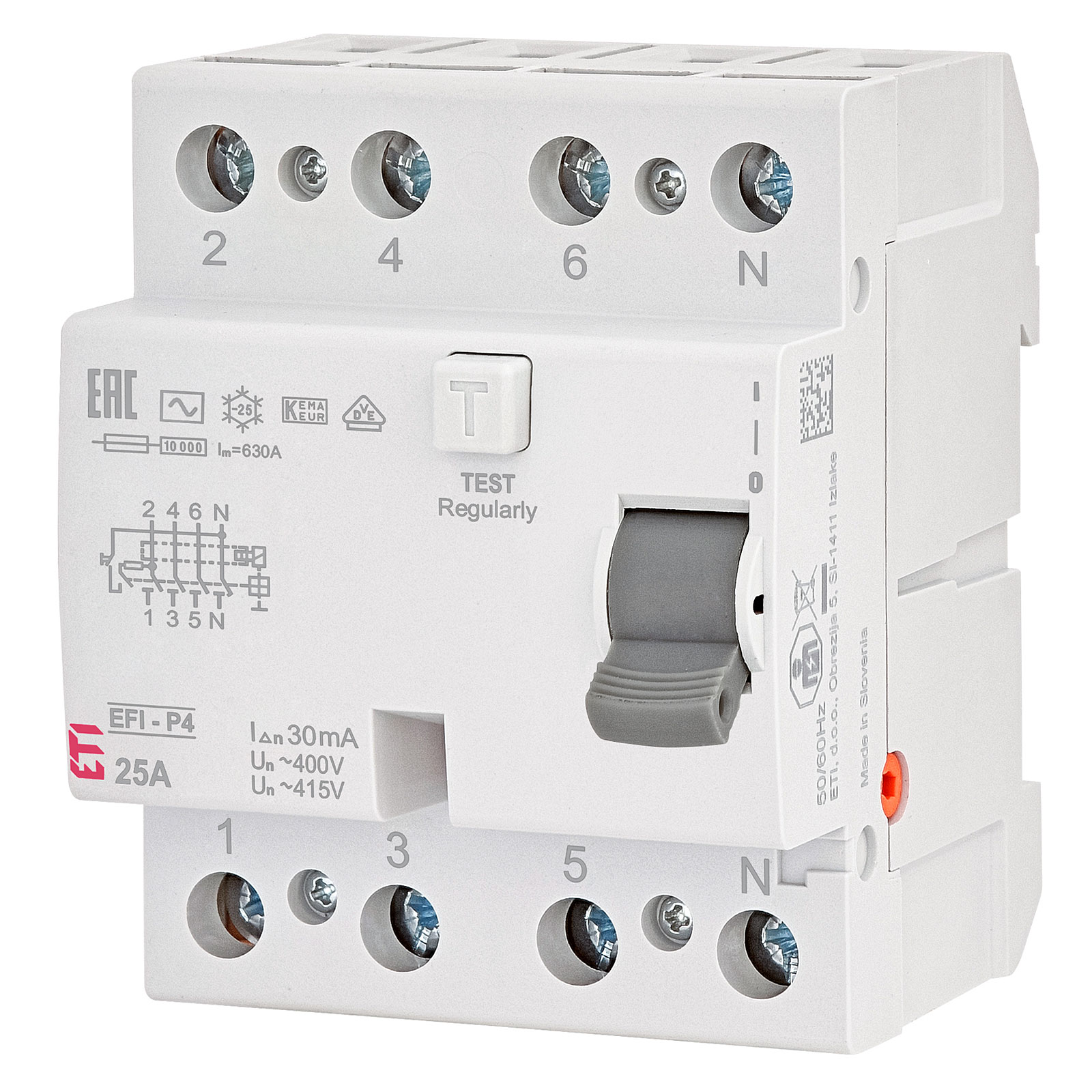Важнейшие параметры и особенности автоматических выключателей