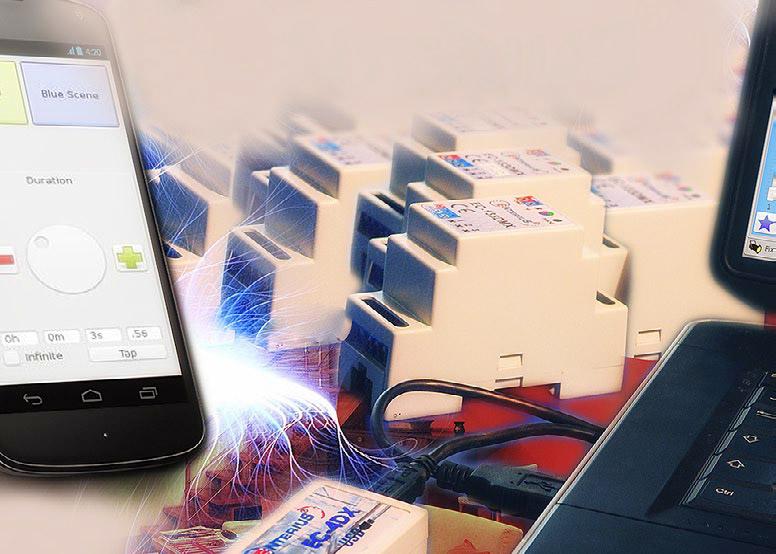 Steruj Oświetleniem Led Z Komputera Tabletu Lub Telefonu