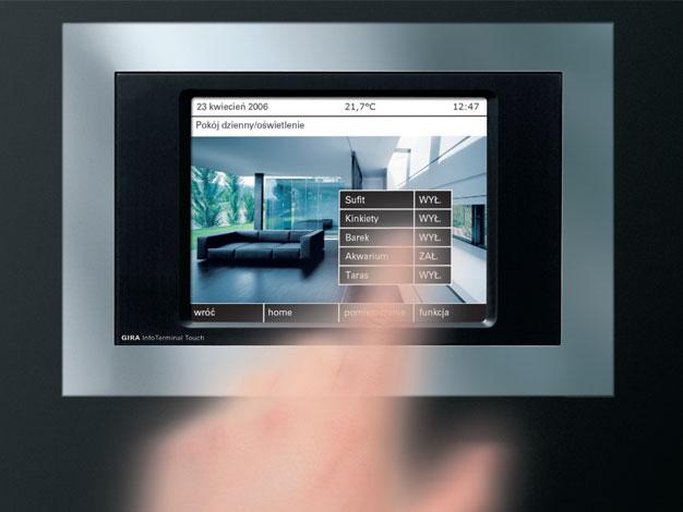 inteligentny budynek fachowy elektryk. Black Bedroom Furniture Sets. Home Design Ideas