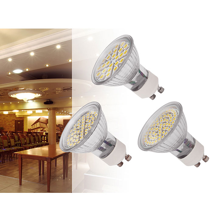 LED SMD CLS GU10 - nowa linia Classic lamp LED