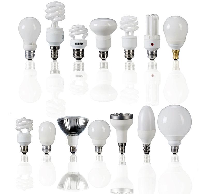 Ogromny Energooszczędne świetlówki kompaktowe - Fachowy Elektryk IP38