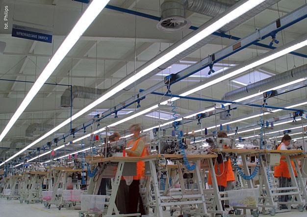 Oświetlenie Obiektów Przemysłowych Fachowy Elektryk