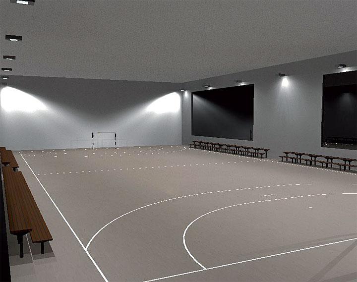 Oświetlenie Szkolnych Obiektów Sportowych Fachowy Elektryk