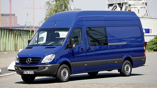 how to start mercedes sprinter