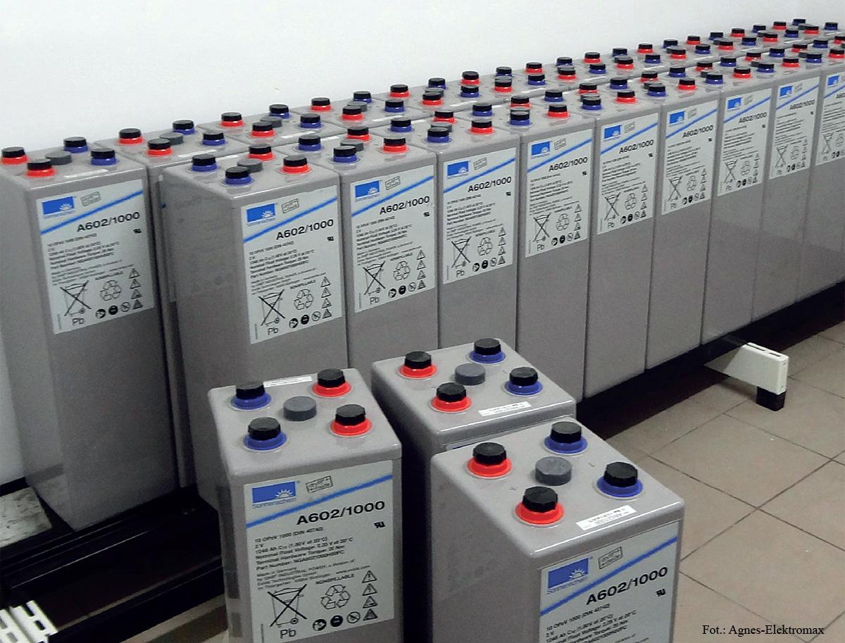 Zupełnie nowe Akumulatory do instalacji fotowoltaicznych - Fachowy Elektryk KE53