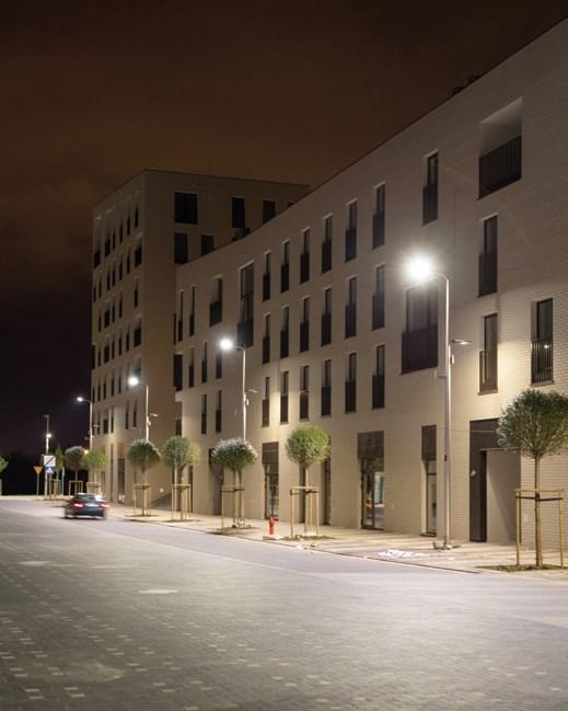 Oświetlenie Parkingów I Innych Terenów Zewnętrznych