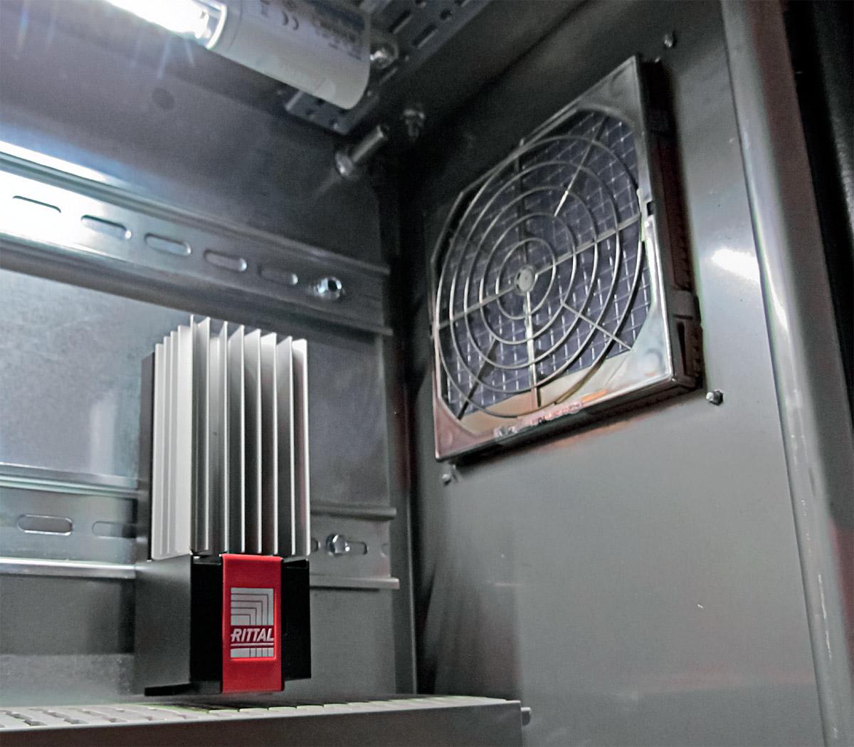 Gorący Temat Chłodzenie Szafy Sterowniczej Fachowy Elektryk