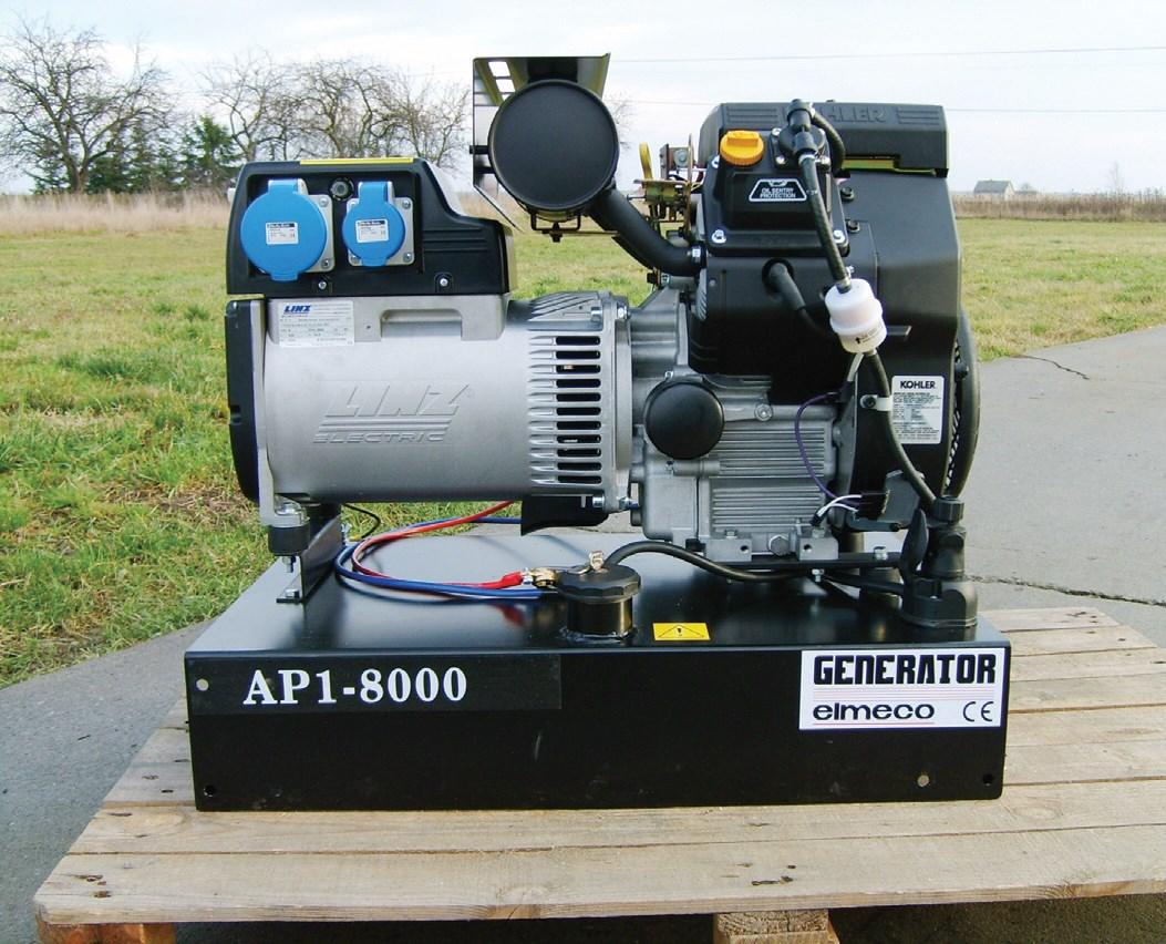 Modish Agregaty prądotwórcze - Fachowy Elektryk LZ77