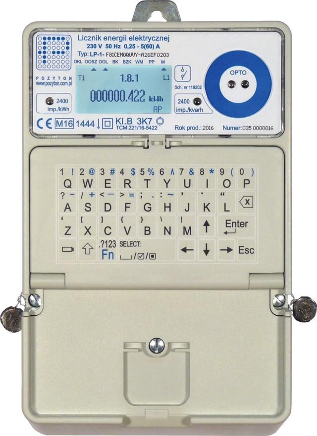 Masywnie Nowoczesne liczniki energii elektrycznej - dobór licznika CX82
